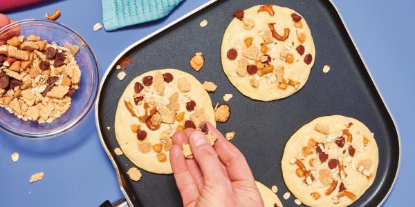 Christina Tosi's Compost Pancakes