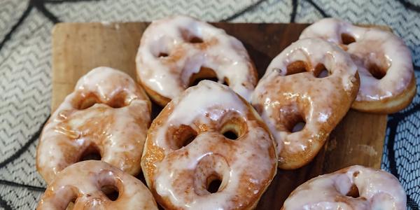 'Crispy Scream' Doughnuts