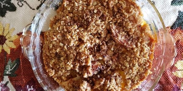 Crunchy Apple Crisp