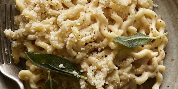 Cauliflower Alfredo Pasta