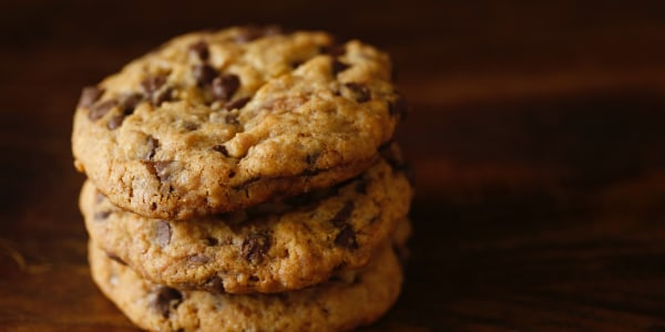 Andrew Zimmern's Ultimate Chocolate Chip Cookies