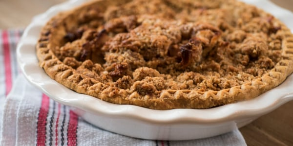Camila Alves McConaughey's Gluten-Free Apple Pie