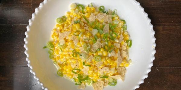 Super Creamed Corn Deluxe