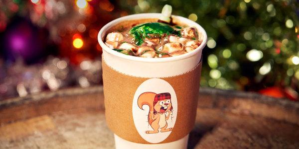 Hot Chocolate 'Bombs'