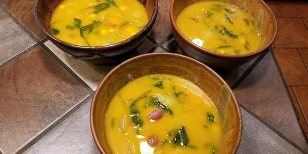 Soul Fire Farm's Vegetarian Soup Joumou