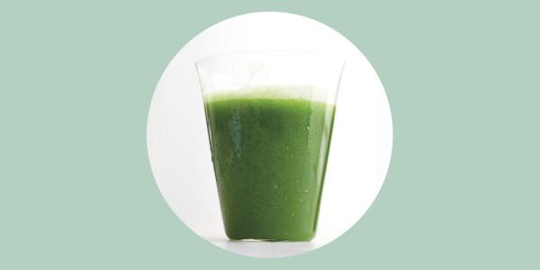 Martha Stewart's Favorite Green Juice