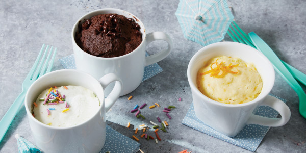Yum Yum Chocolate Mug Cake