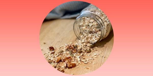 Brain-Boosting Granola