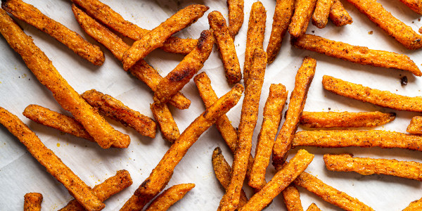 Air-Fried Cajun Sweet Potato Fries