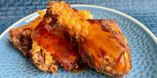 Hot Honey Fried Chicken