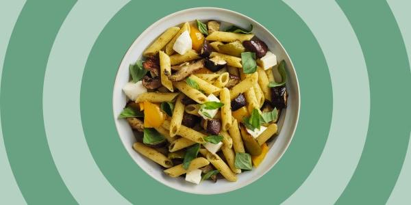 Valerie Bertinelli's Pasta Salad Alla Norma