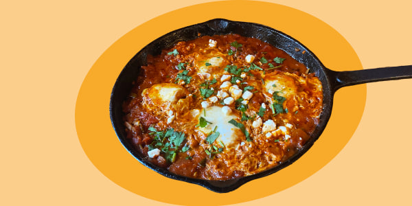 Tsion's Shakshuka