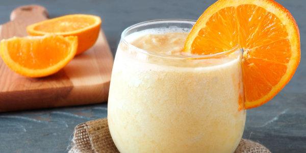 Double Orange Smoothie