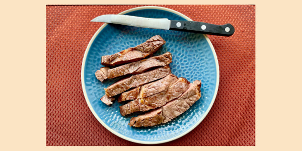 Perfect Oven-Cooked Steak