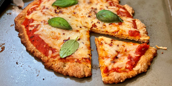 Joy Bauer's Personal Cheese Pizza