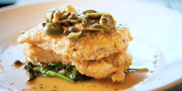 Lidia Bastianich's Chicken Scaloppini
