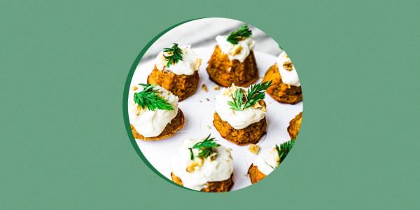 Carrot Cake Baked Oats