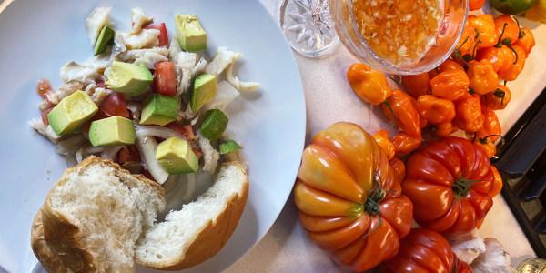 Saltfish Salad (Buljol)