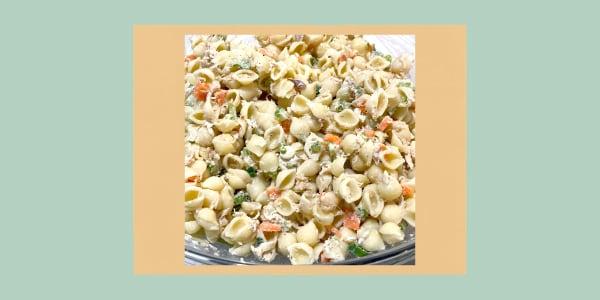 Dylan's Grandmother's Tuna Noodle Salad