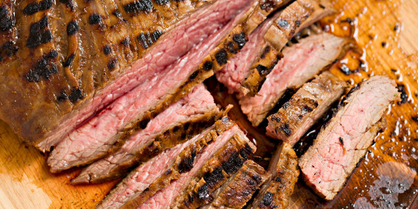 Simple Grilled Flank Steak