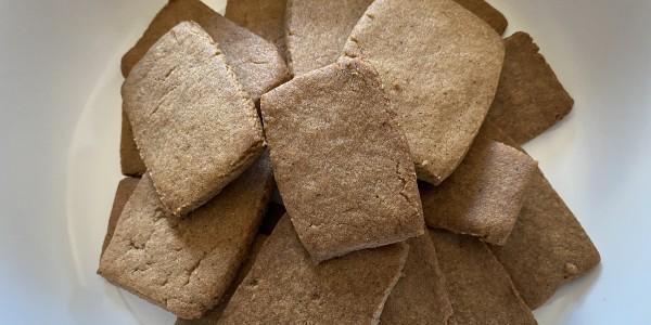 Homemade Biscoff Cookies (Speculaas)