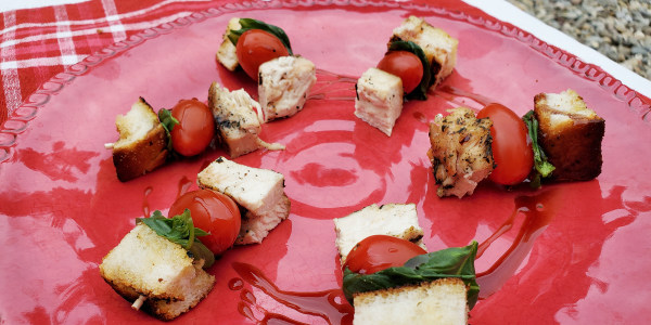 Sunny Anderson's Easy Grilled Chicken Bites