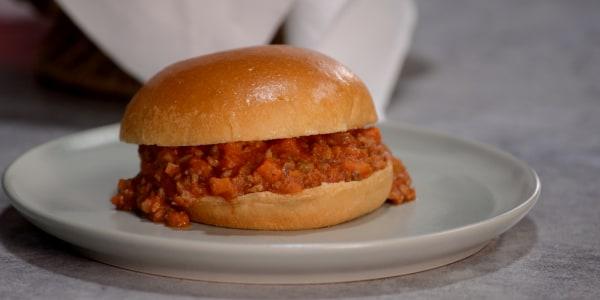 Sloppy Bo Sandwich