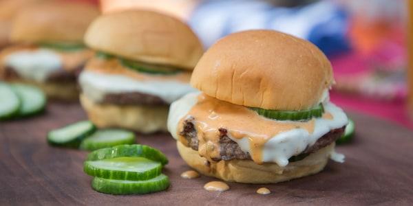 The Pig Beach Burger