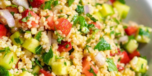 Giada's Millet Tabbouleh Salad