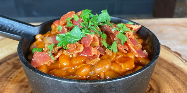 Bacon Barbecue Baked Beans