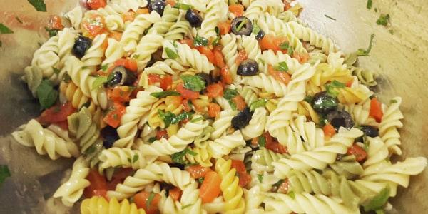 Dylan's Mom's Pasta Salad