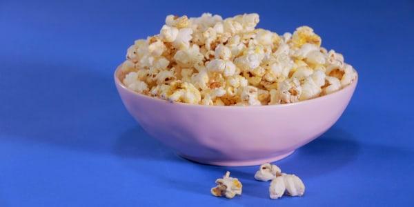 Garam Masala-Spiced Popcorn