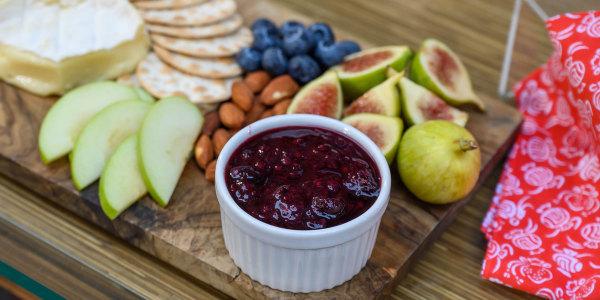 Basic No-Pectin Berry Jam