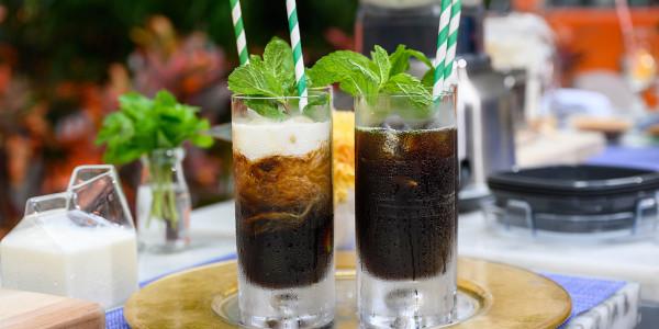 Mojito Iced Coffee