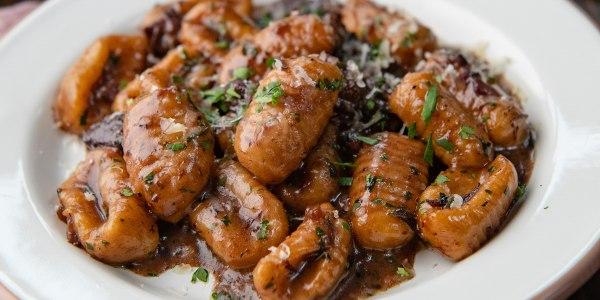 Potato Gnocchi with Brisket Ragu