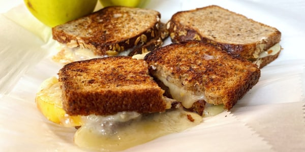 Power Mini Grilled Cheese