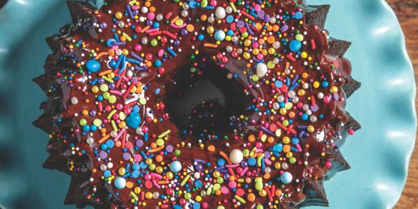 Top secret chocolate cake