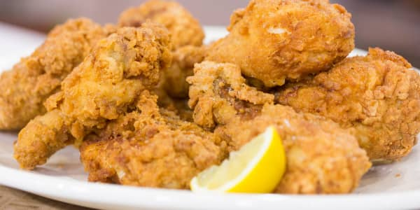 Savannah's Mom's Homestyle Fried Chicken