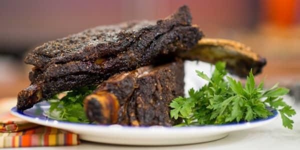 Texas Beef Ribs
