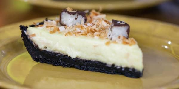 Coconut-Chocolate Cream Pie