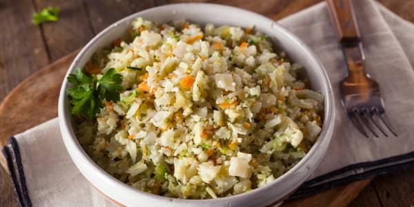 Sicilian Cauliflower Salad