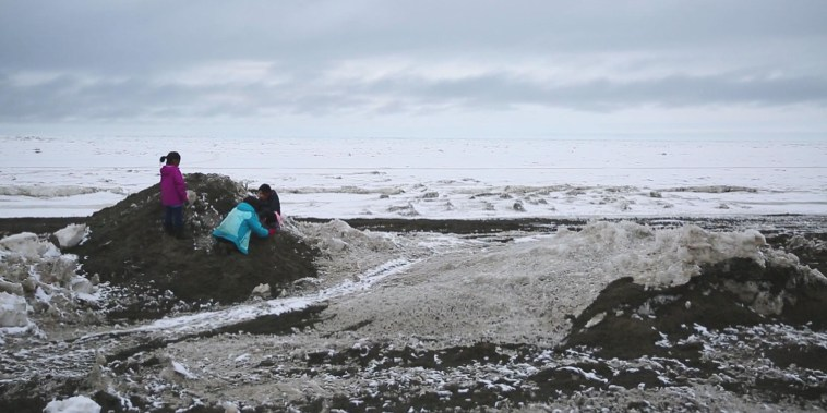 Barrow, AK: The leading edge of climate change