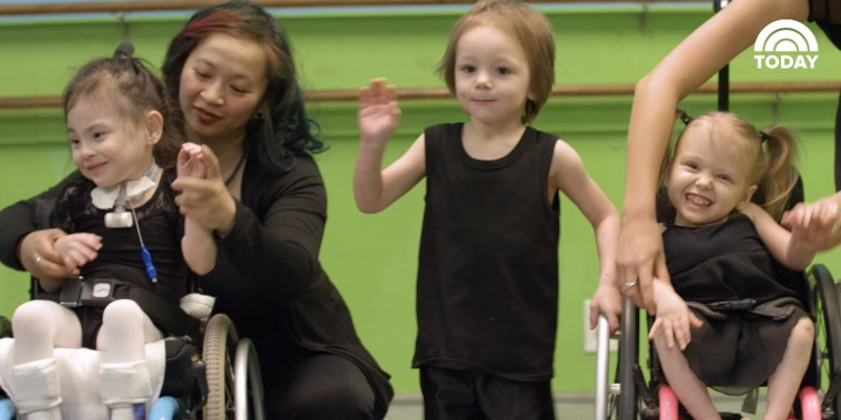 'Chance to Dance' lets kids with special needs shine on stage