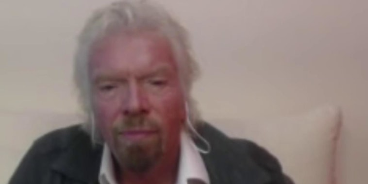Branson, billionaires announcing $1B clean energy fund