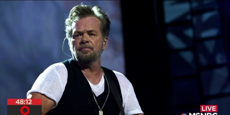 Activist, musician John Mellencamp on the power of music and protest