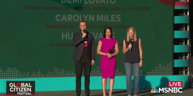 Demi Lovato: We Must End Stigma Around Mental Health