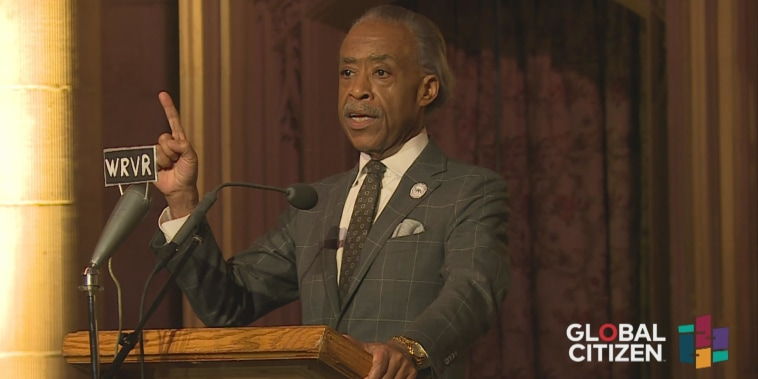 Rev Sharpton: Now is the time to stand up like Dr. King