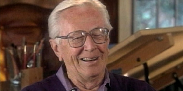 Charles Schulz reflects on the 50th anniversary of 'Peanuts'