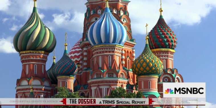 Dossier began as Russian hacks first surfaced