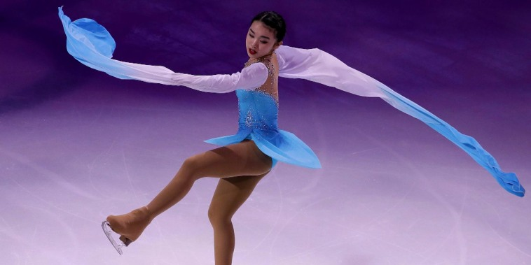 How 2018 USA Olympian Karen Chen became figure skating's 'quiet assassin'